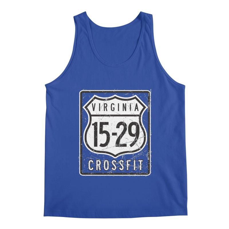 1529 OG Logo Men's Tank by 1529 CrossFit Merch