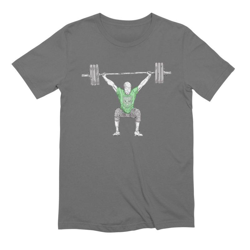 1529 Lifter Men's T-Shirt by 1529 CrossFit Merch
