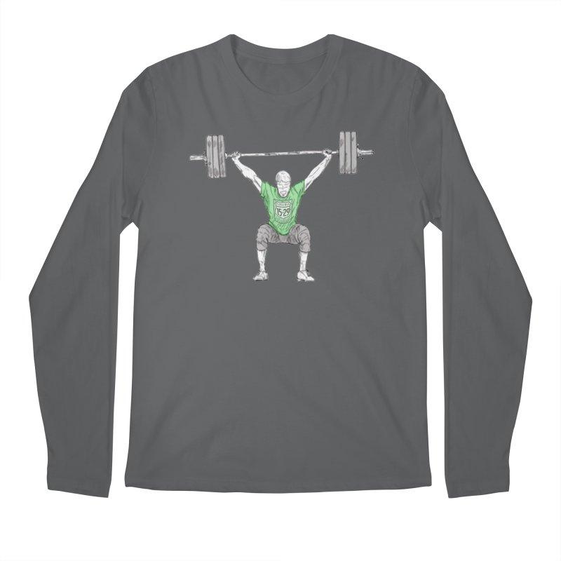 1529 Lifter Men's Regular Longsleeve T-Shirt by 1529 CrossFit Merch