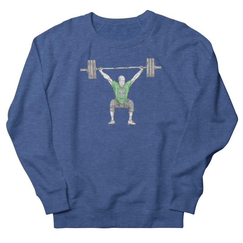 1529 Lifter Men's Sweatshirt by 1529 CrossFit Merch