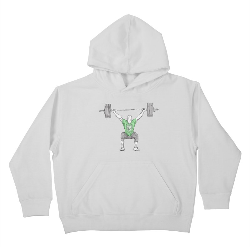 1529 Lifter Kids Pullover Hoody by 1529 CrossFit Merch
