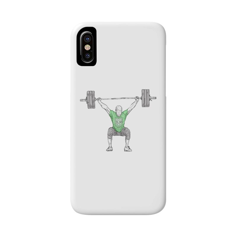 1529 Lifter Accessories Phone Case by 1529 CrossFit Merch