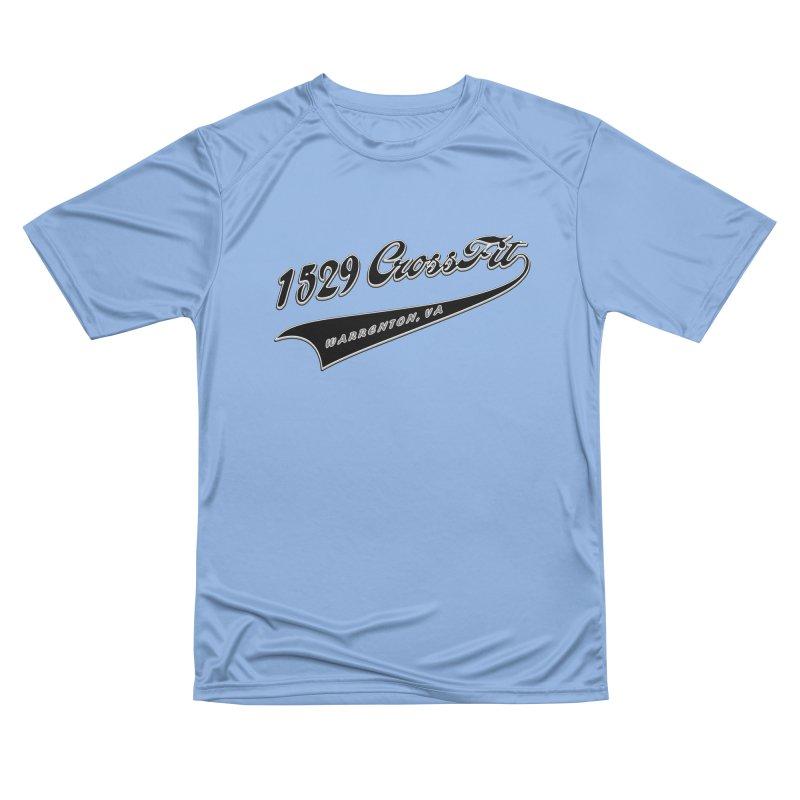 1529 Banner Logo - Black Women's T-Shirt by 1529 CrossFit Merch
