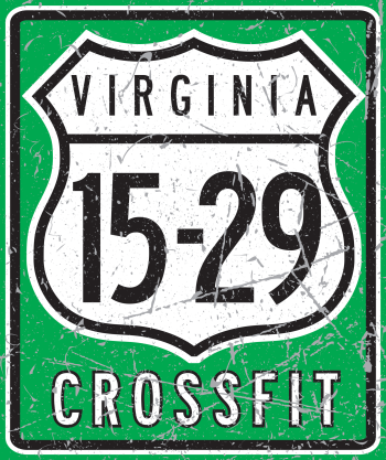1529 CrossFit Merch Logo