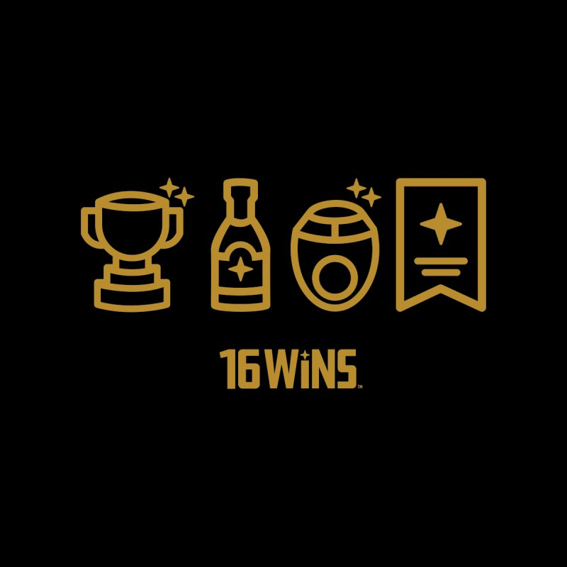 16 Wins Gold by The 16 Wins Shop