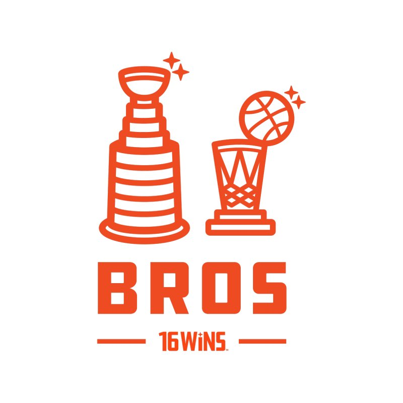 Bros by The 16 Wins Shop