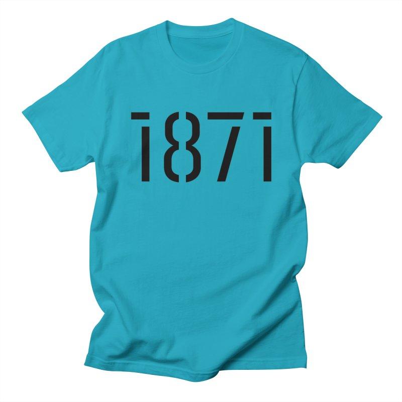 The Stencil Women's Regular Unisex T-Shirt by 1871's Shop