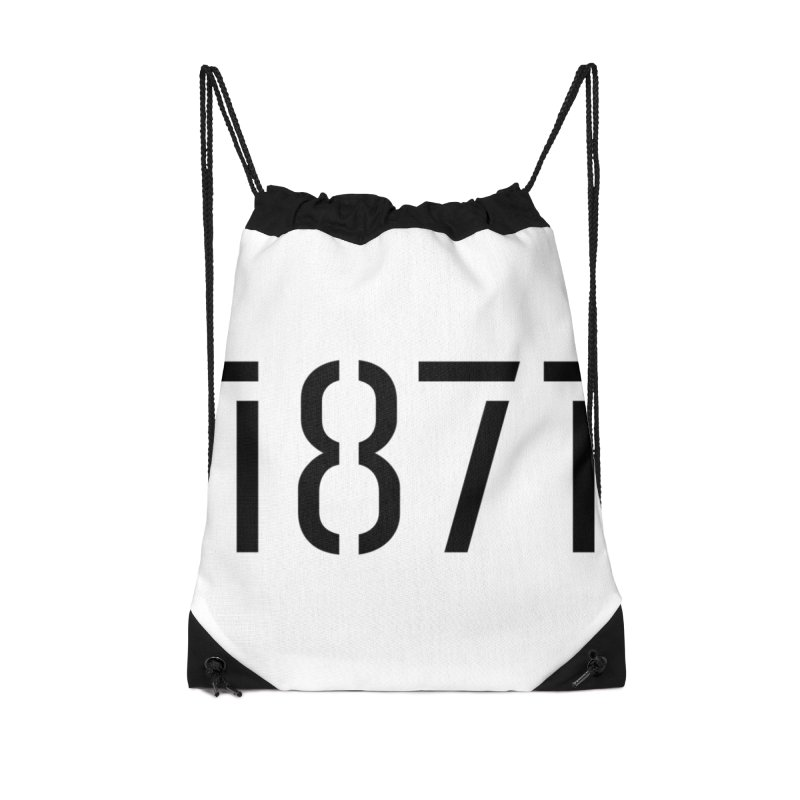 The Stencil in Drawstring Bag by 1871's Shop