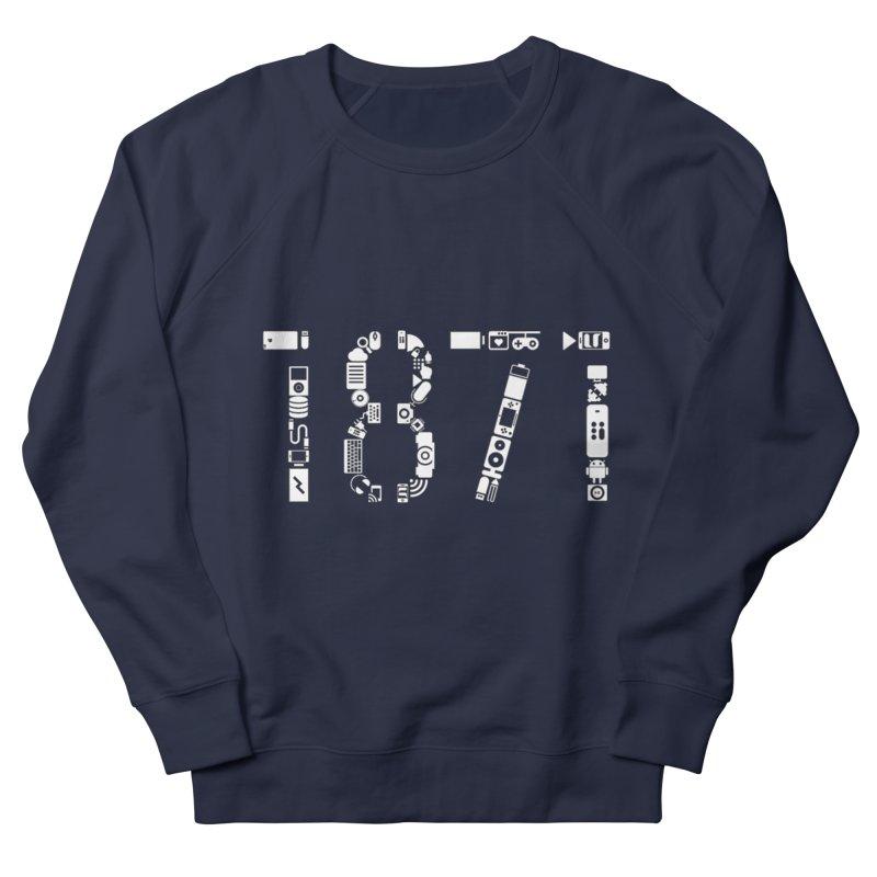 BYOT (white) Women's Sweatshirt by 1871's Shop
