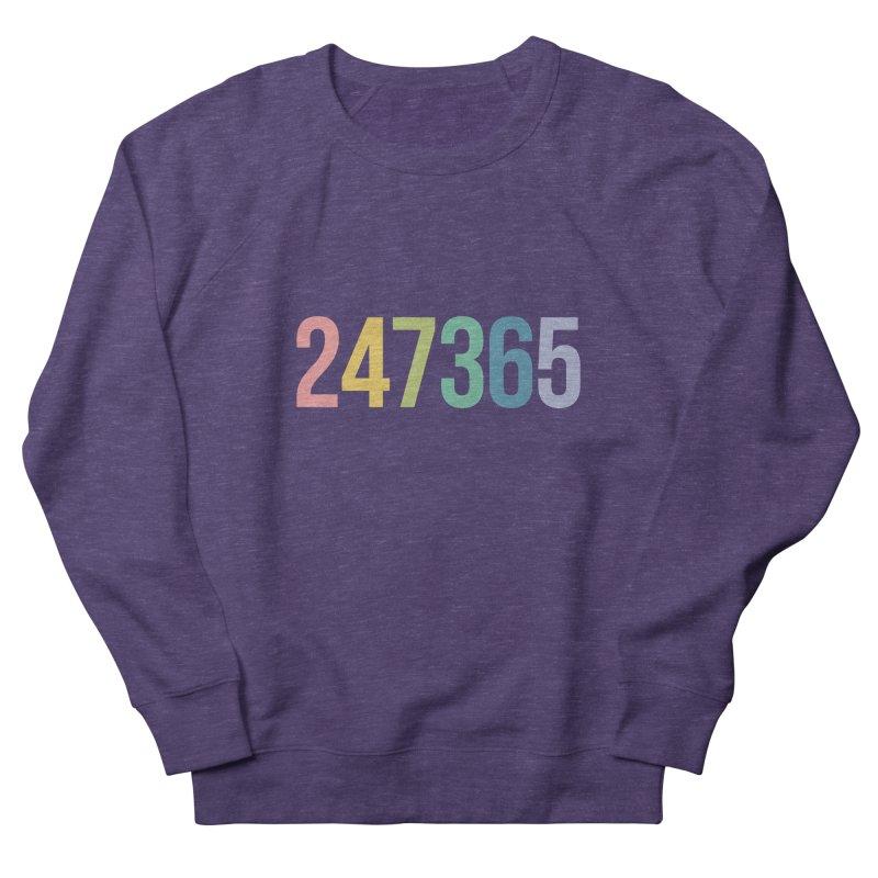 Hustle Women's French Terry Sweatshirt by 1871's Shop