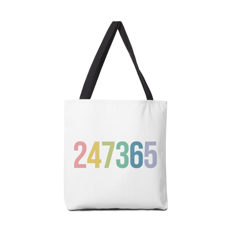 Hustle Accessories Tote Bag Bag by 1871's Shop