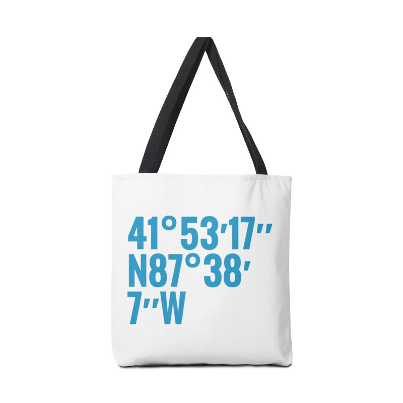 1871 Coordinates Accessories Tote Bag Bag by 1871's Shop