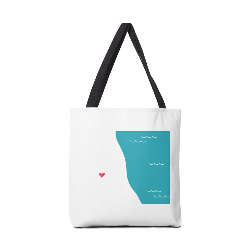 Make by the Lake Accessories Tote Bag Bag by 1871's Shop