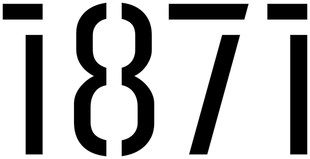 1871's Shop Logo