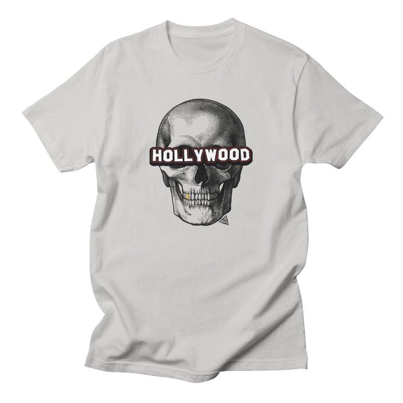 Hollywood Is Dead - Skull & Bones - Light Women's T-Shirt by 90FIVE