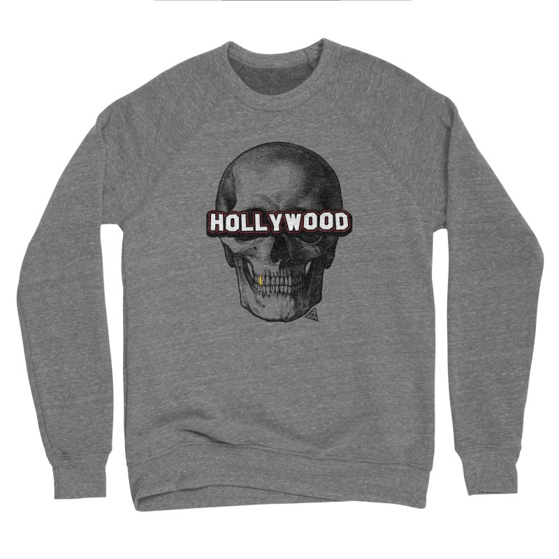 Hollywood Is Dead - Skull & Bones - Light Women's Sweatshirt by 90FIVE