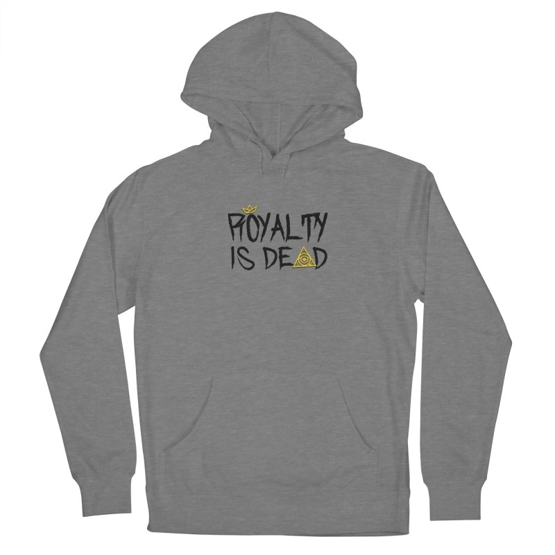 Royalty Is Dead - Light Women's Pullover Hoody by 90FIVE