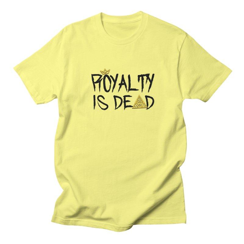 Royalty Is Dead - Light Men's T-Shirt by 90FIVE