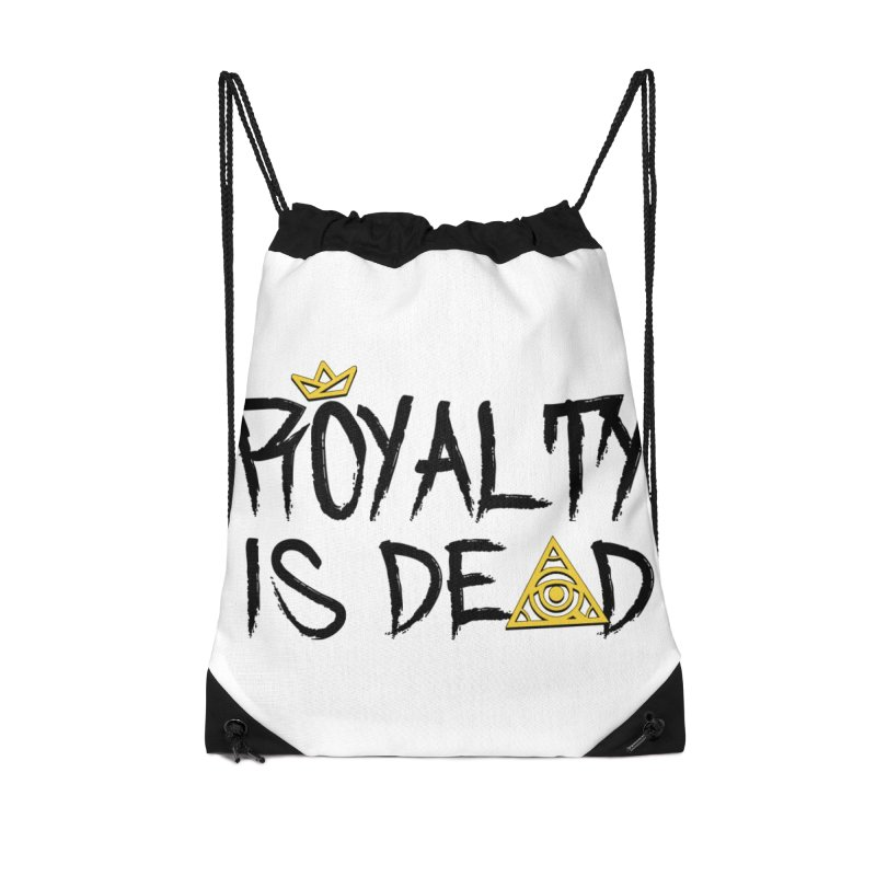 Royalty Is Dead - Light Accessories Bag by 90FIVE