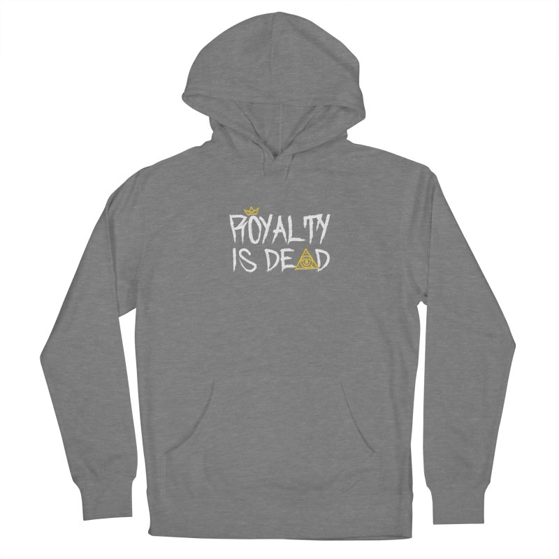 Royalty Is Dead - Dark Women's Pullover Hoody by 90FIVE