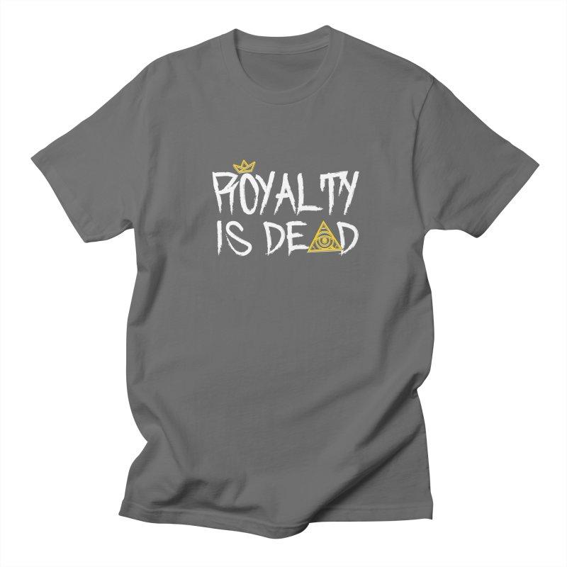 Royalty Is Dead - Dark Men's T-Shirt by 90FIVE