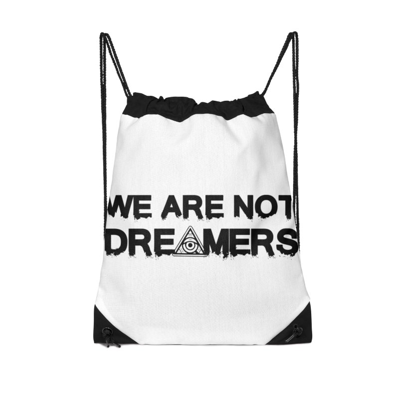 We Are Not Dreamers - Light Accessories Bag by 90FIVE