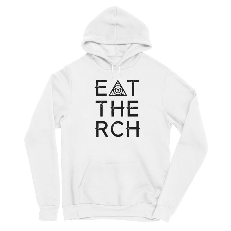 Eat The Rich - Light Women's Pullover Hoody by 90FIVE