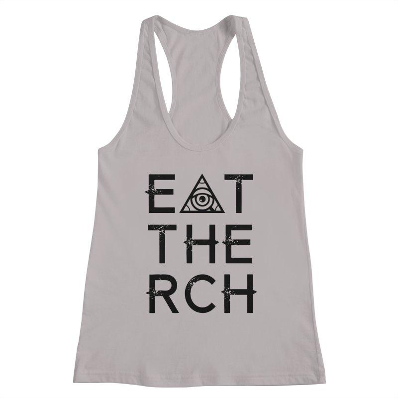 Eat The Rich - Light Women's Tank by 90FIVE