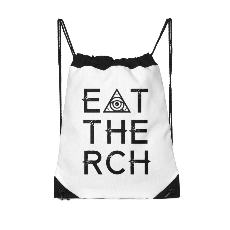 Eat The Rich - Light Accessories Bag by 90FIVE