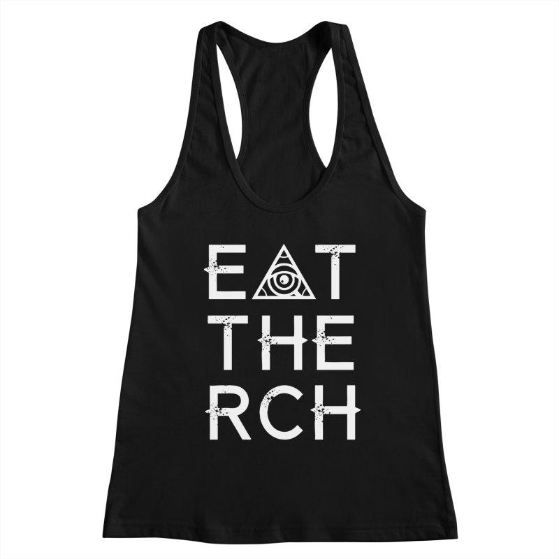 Eat The Rich - Dark Women's Tank by 90FIVE