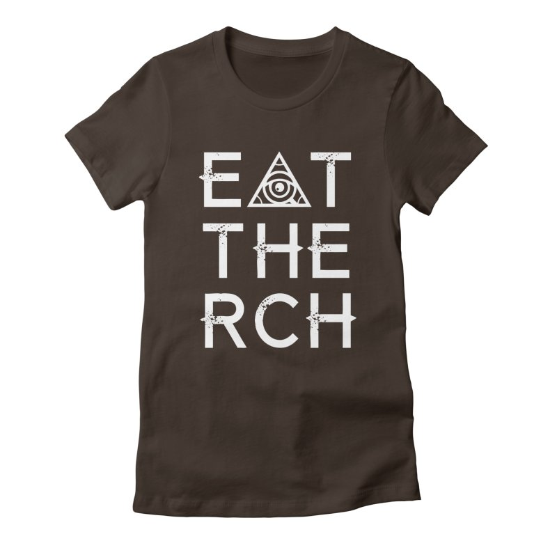 Eat The Rich - Dark Women's T-Shirt by 90FIVE