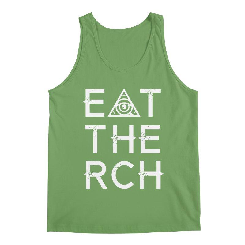 Eat The Rich - Dark Men's Tank by 90FIVE