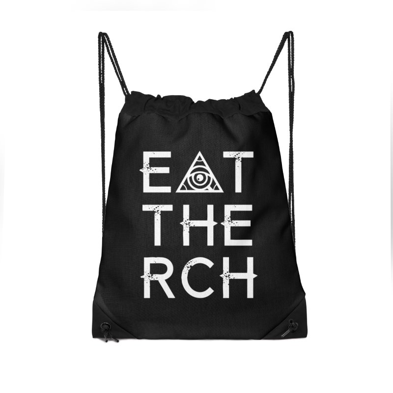 Eat The Rich - Dark Accessories Bag by 90FIVE