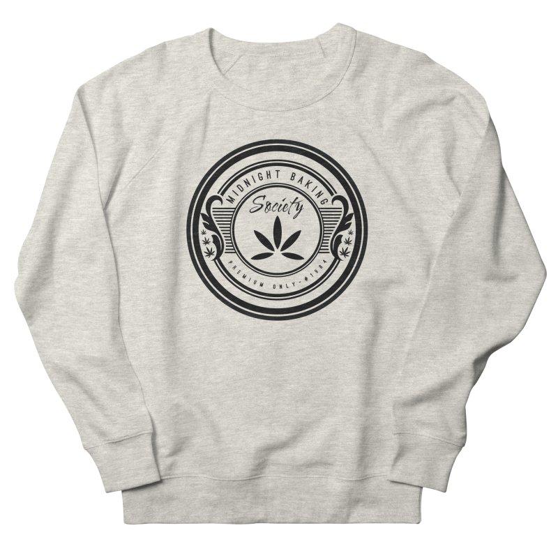 Midnight Baking Society - Light Men's Sweatshirt by 90FIVE