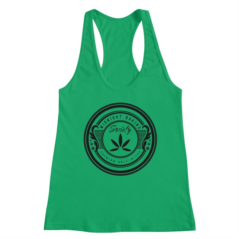 Midnight Baking Society - Light Women's Tank by 90FIVE