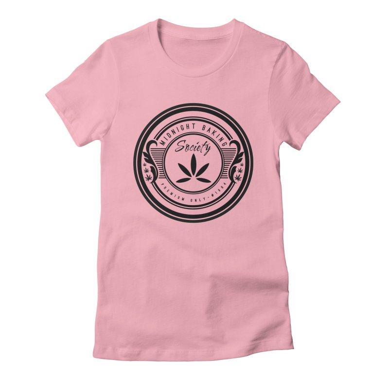 Midnight Baking Society - Light Women's T-Shirt by 90FIVE