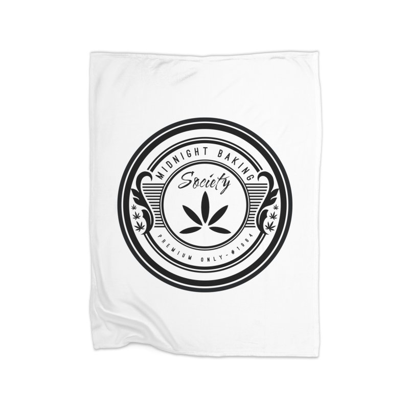 Midnight Baking Society - Light Home Blanket by 90FIVE