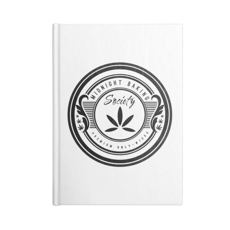 Midnight Baking Society - Light Accessories Notebook by 90FIVE