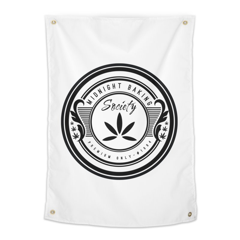 Midnight Baking Society - Light Home Tapestry by 90FIVE