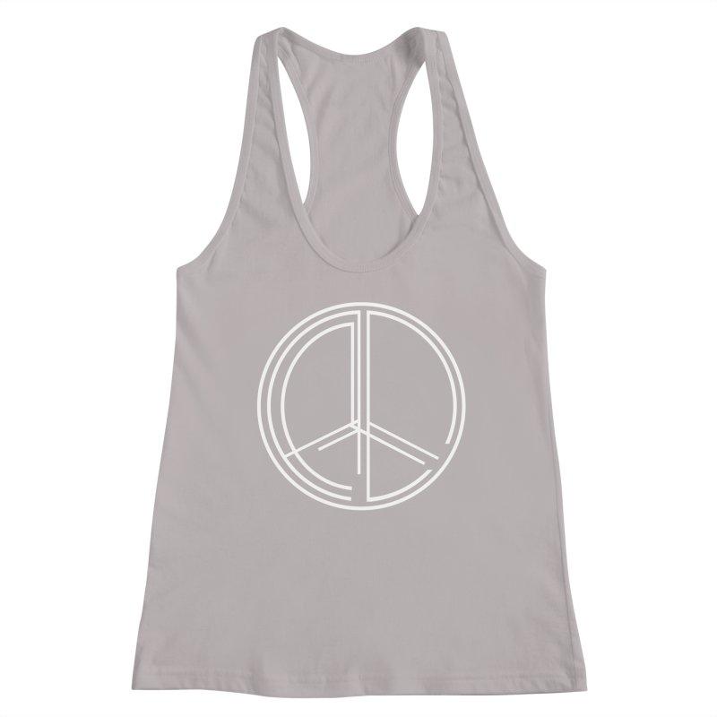 Find Peace - Dark Women's Tank by 90FIVE