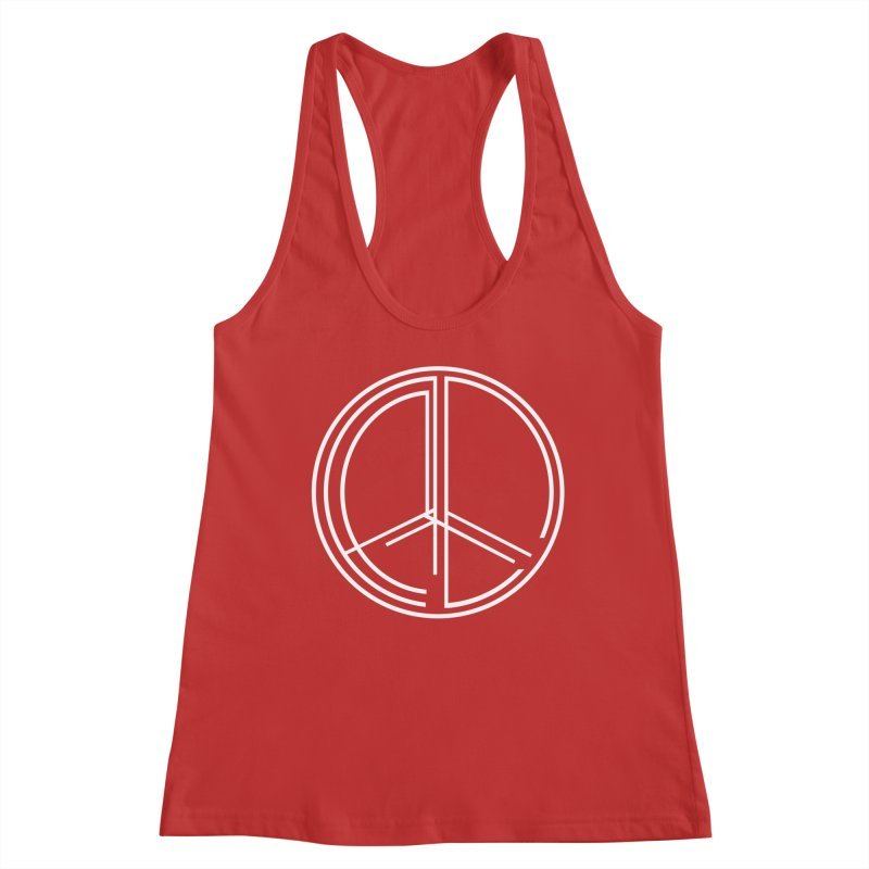 Find Peace - Dark Women's Tank by 90FIVE