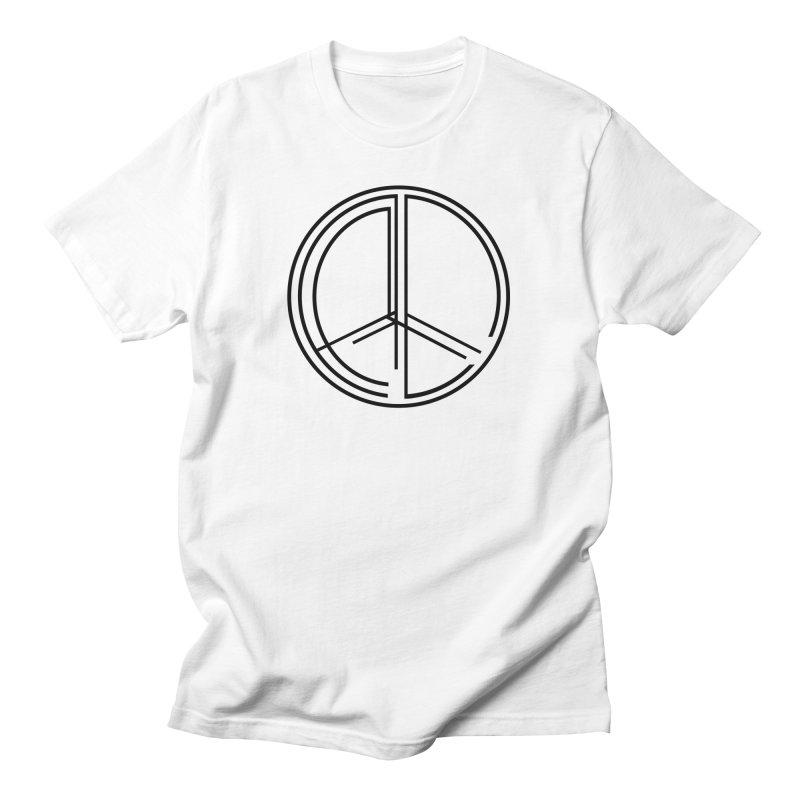 Find Peace - Light Men's T-Shirt by 90FIVE