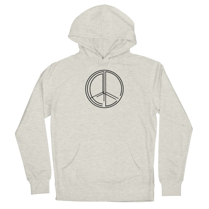 Find Peace - Light Men's Pullover Hoody by 90FIVE