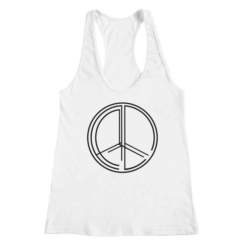 Find Peace - Light Women's Tank by 90FIVE