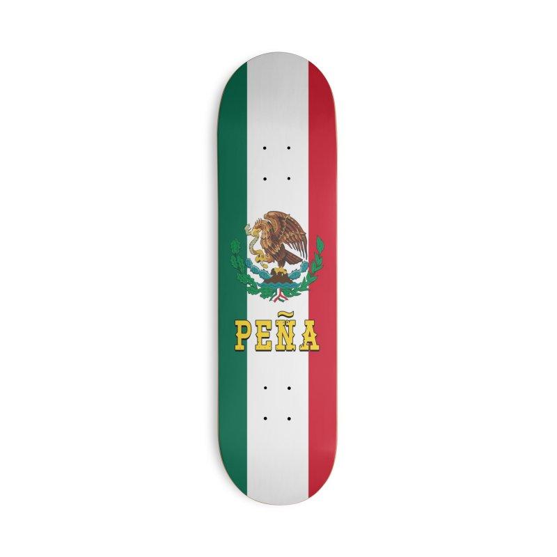 Viva Peña - Christiano Peña Pro Model Skateboard Accessories Skateboard by The 1984 Society
