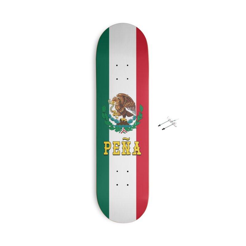 Viva Peña - Christiano Peña Pro Model Skateboard Accessories Skateboard by 90FIVE