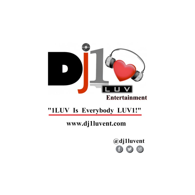 DJ1LUV Merch Kids T-Shirt by 1LUVMerch's Artist Shop