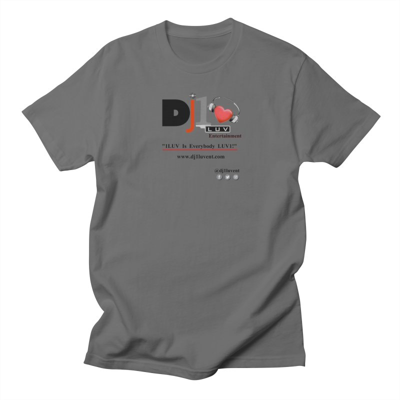 DJ1LUV Merch Men's T-Shirt by 1LUVMerch's Artist Shop