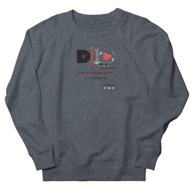 DJ1LUV Merch Women's French Terry Sweatshirt by 1LUVMerch's Artist Shop