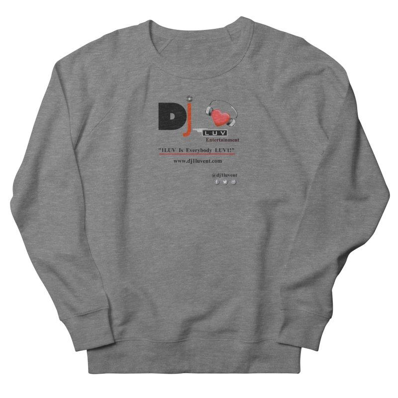 DJ1LUV Merch Men's Sweatshirt by 1LUVMerch's Artist Shop